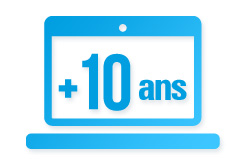 10ans experience